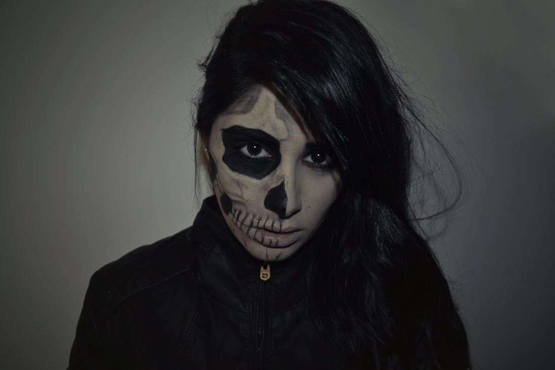 rica the zombie by secretaccountofrobin