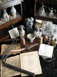 Charles Dexter Ward: Joseph Curwen's Mobile Lab
