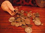 LOT# 7 THE LOST COINS OF THE WANDERING JEW 1 by BigfordWorks