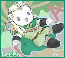 Legolas Doll by amy-liu