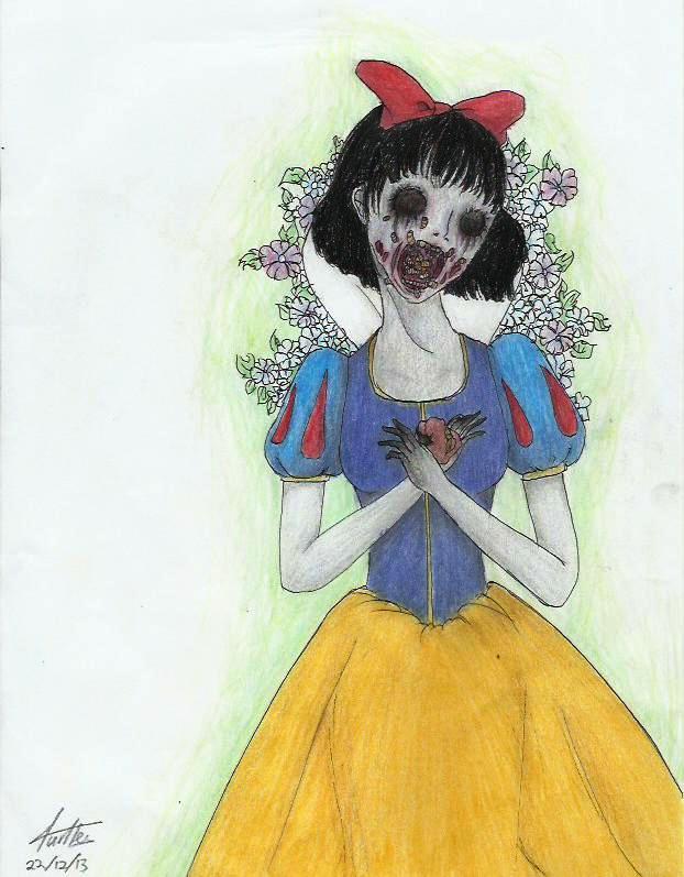 Snow White Alternate Ending? by TatoruYuki on DeviantArt