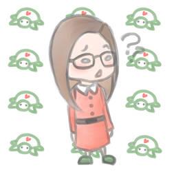 Turtle Her Blur Highness