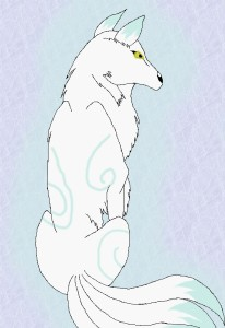 Wulfie-IceFox's Profile Picture
