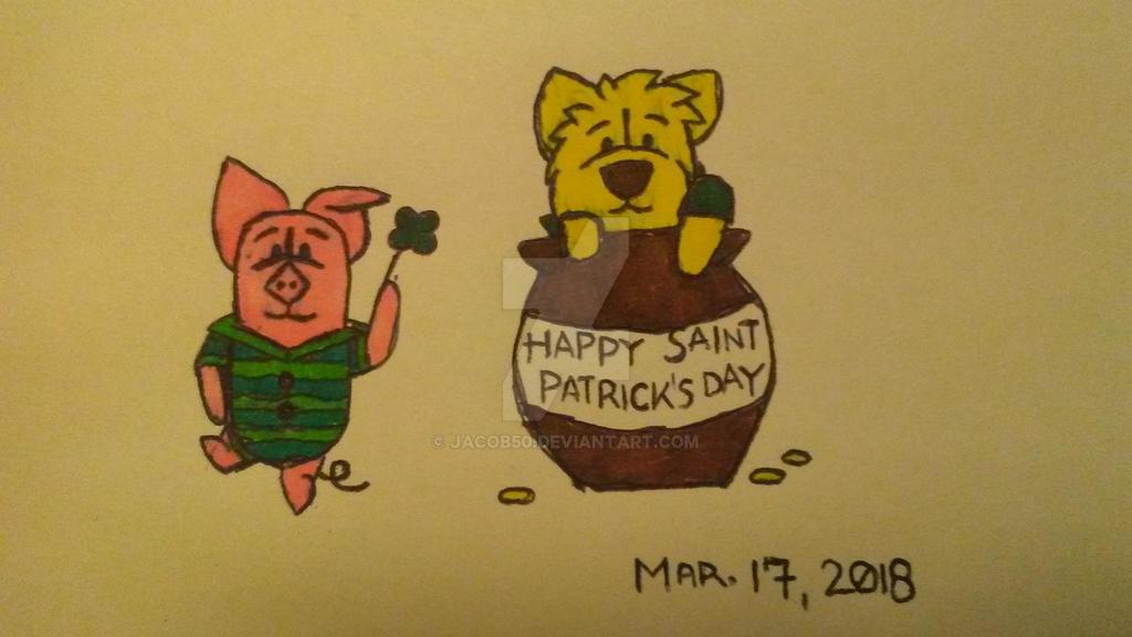 Happy St. Patrick's Day! by Jacob50