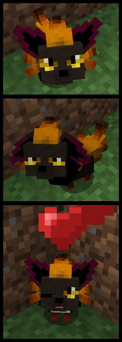 Foxfire Zorua screenshot sample