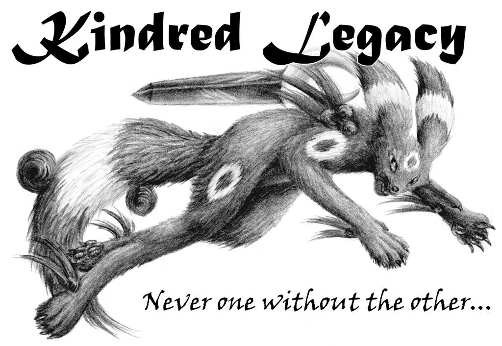 Kindred Legacy Cover Art