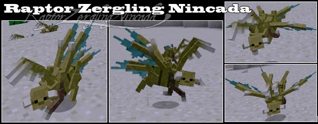 Raptor Zergling Nincada