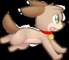 Running Pogo by MythicatAlli