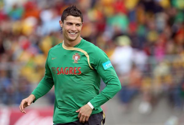 Christiano Ronaldo  by Rose95 - Polling For Sports Competition May 2013