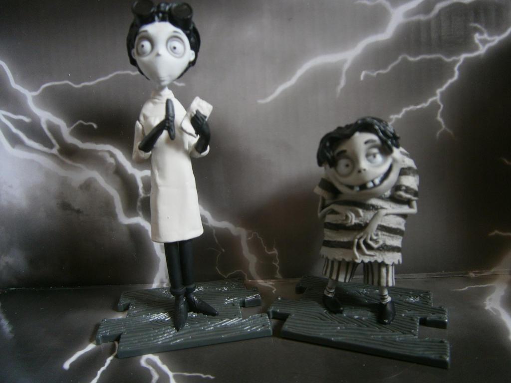 Victor Frankenstein And Edgar In Frankenweenie By Elodieland On Deviantart