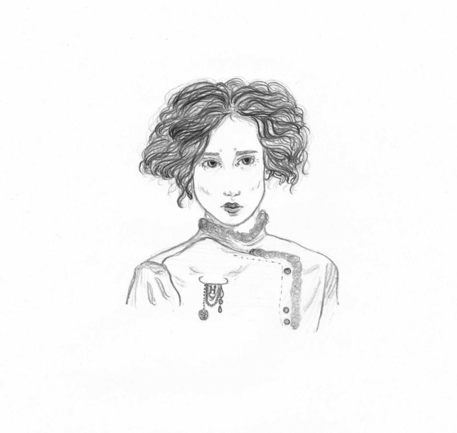 Helga Hufflepuff by Lucony