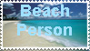Beach Stamp by RustyFanatic05