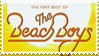 The Beach Boys Stamp by RustyFanatic05