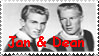 Jan and Dean Stamp by RustyFanatic05