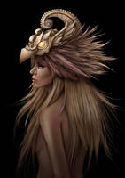 Day 105 - The Tribe by vionixsc