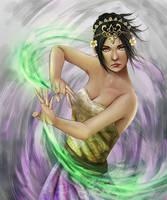 Day 123 - Culture Dancer by vionixsc