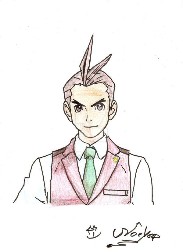 Apollo Justice by Noeyop
