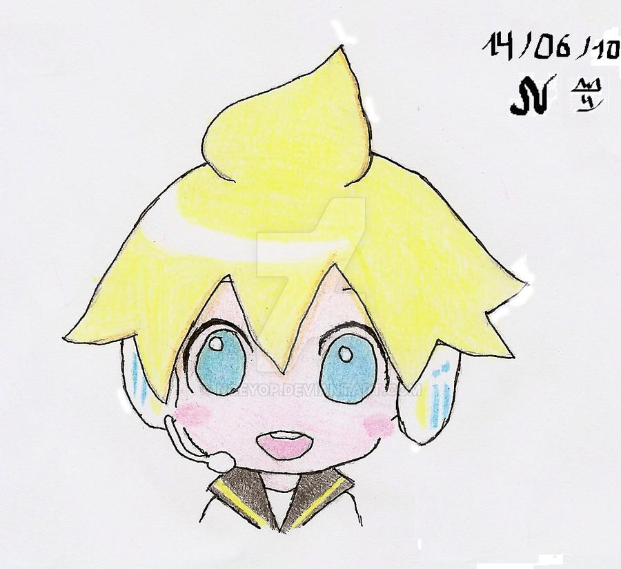 'Shota Len' Fukkireta by Noeyop
