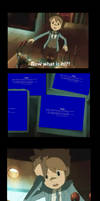 Blue Screen of Death by Noeyop