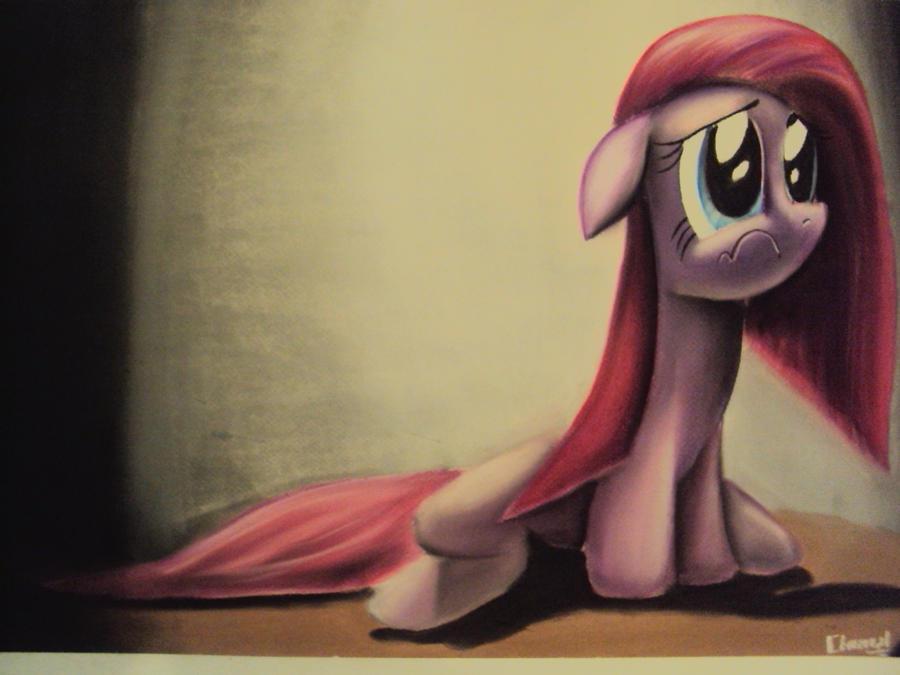 Sad Pinkie by Pietas