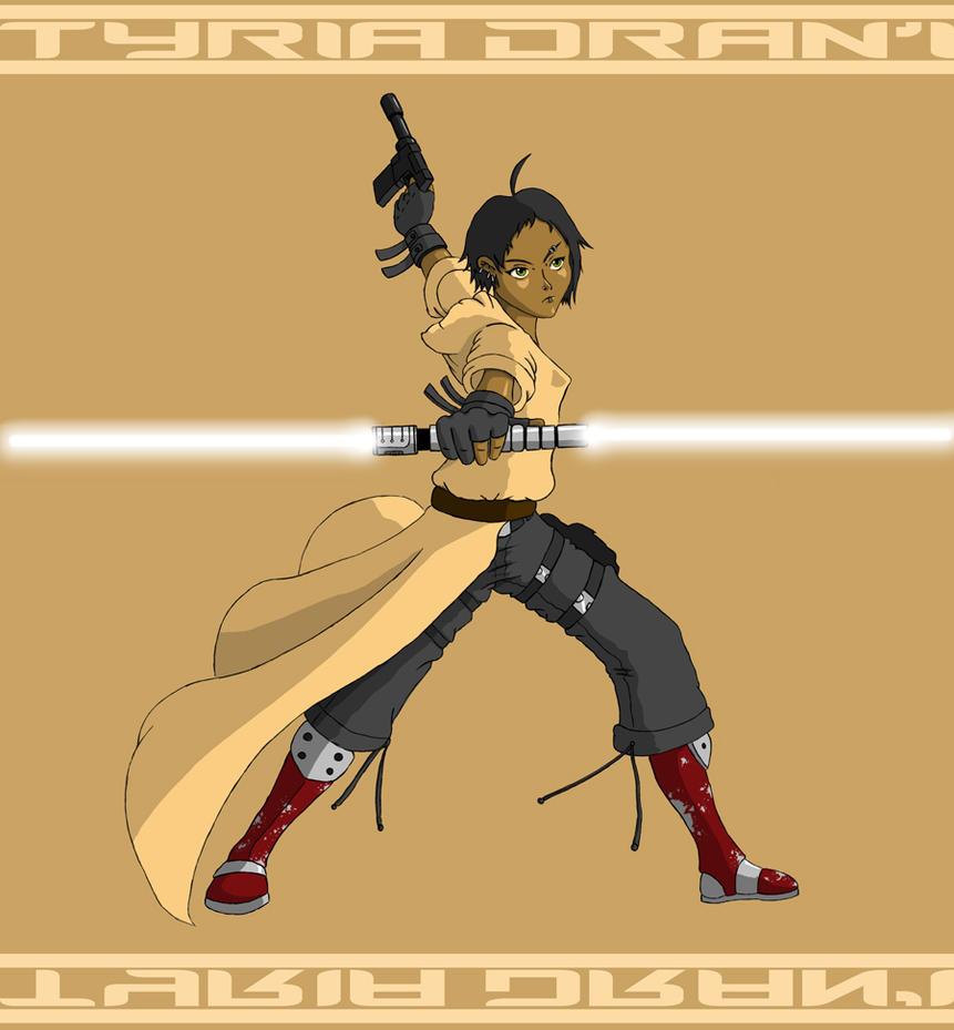 Star Wars RPG Char by fox-unit