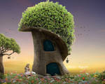 Secret Garden by marcosnogueiracb