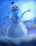 The Giant Snowman