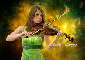 The Violinist by marcosnogueiracb