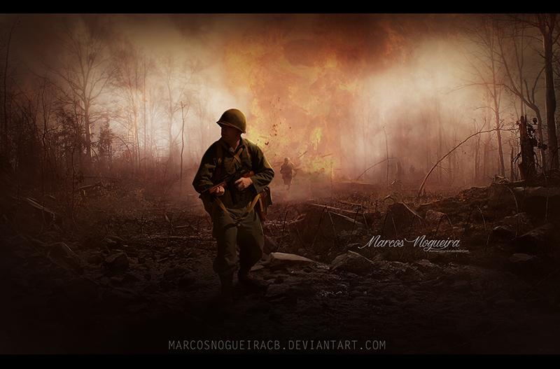 Shadow War by marcosnogueiracb