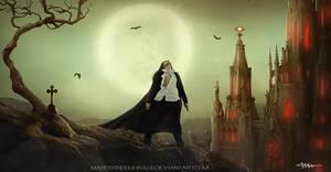Dracula by CharllieeArts