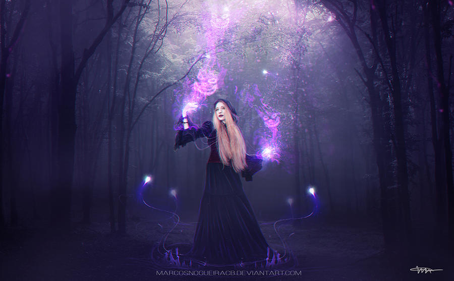 The Witch by marcosnogueiracb