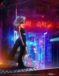 Cyberpunk by marcosnogueiracb