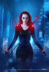 Cyberpunk Warrior