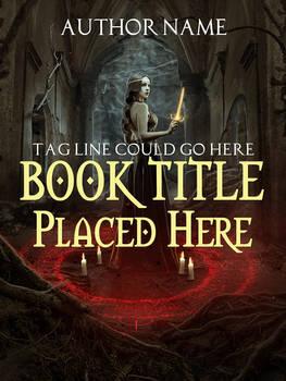 Book Cover Premade 27
