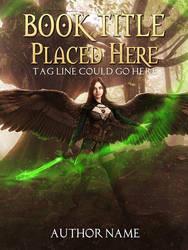 Book Cover Premade 29