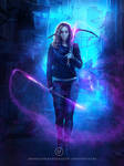 Nadia Hunter Wfrewolf
