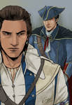 Assassin's Creed  - Haytham and Connor