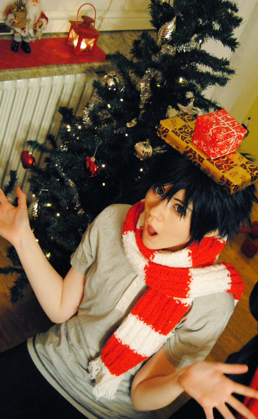 Rin - Christmas ID by godirtypop