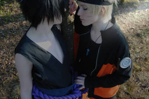 Naruto - Too Close for Comfort. by godirtypop