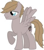 My new OC, Prism WIng by BrohoofTheWorld