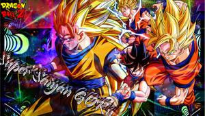 Dragonballz - Goku