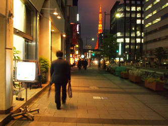 TOKYO TOWER STOCK NO:060020037 by hirolus
