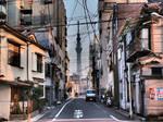 STOCK TOKYO SKY TREE JAPAN NO:060040028