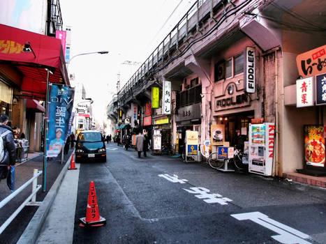 JAPAN TOKYO STOCK FLY UNDER NO:020040031