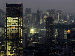 STOCK TOKYO NIGHT VIEW JAPAN NO:010060004
