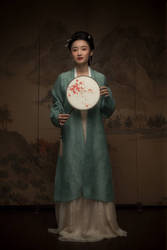 Ancient china woman by 4618799