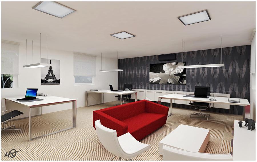 Office version 01 by Gefeoz