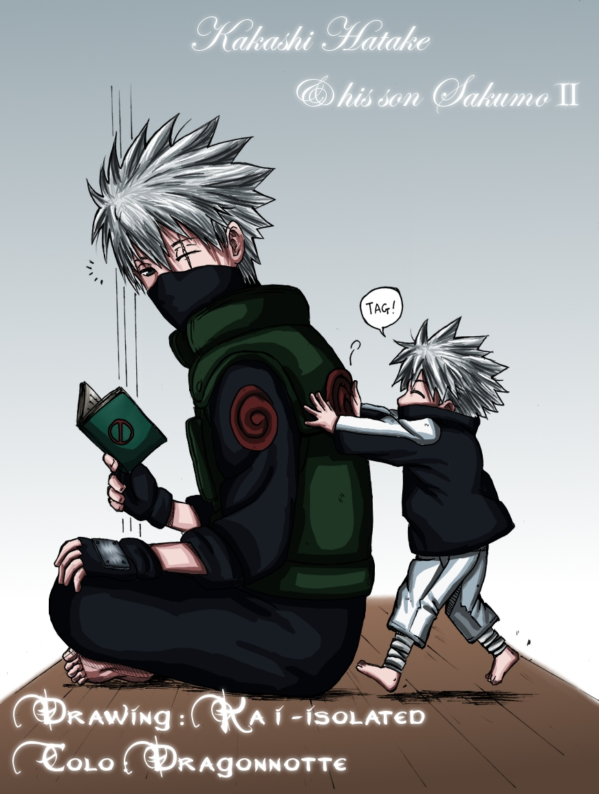Never thought I would trust again - Kakashi Love StoryKakashi And Iruka Love