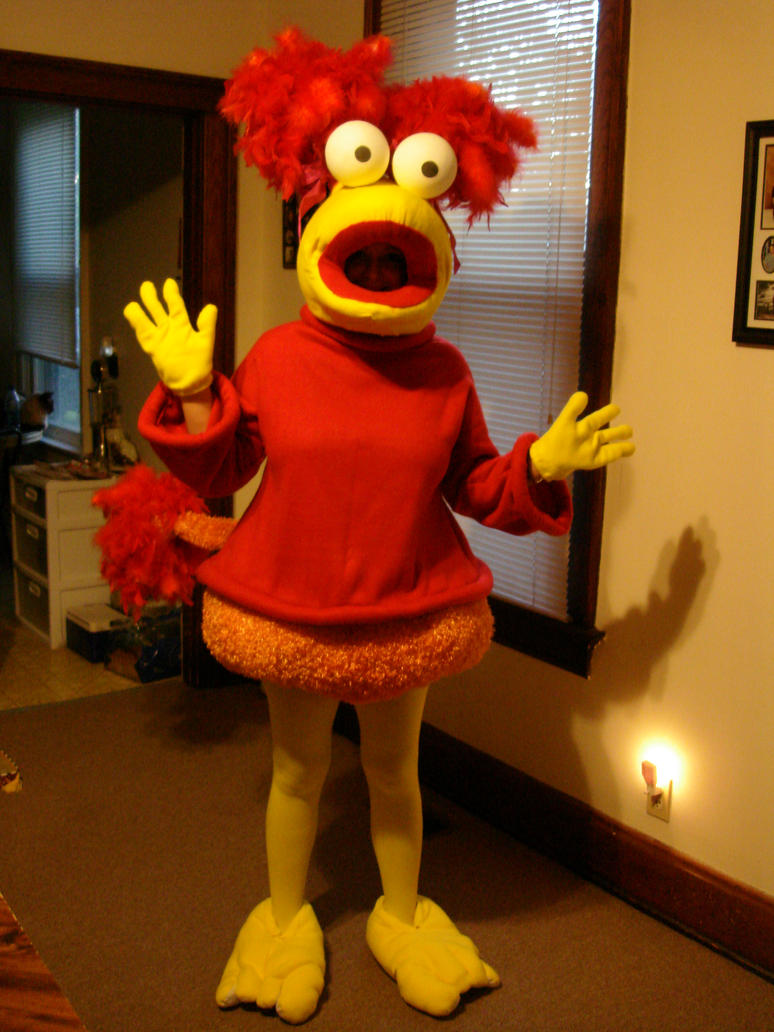 red fraggle by aperfectmjk - Fraggle Rock Halloween Costumes