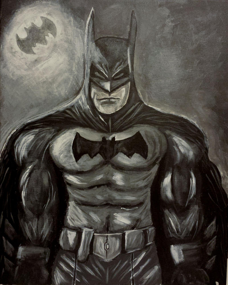 I'm Batman by aperfectmjk